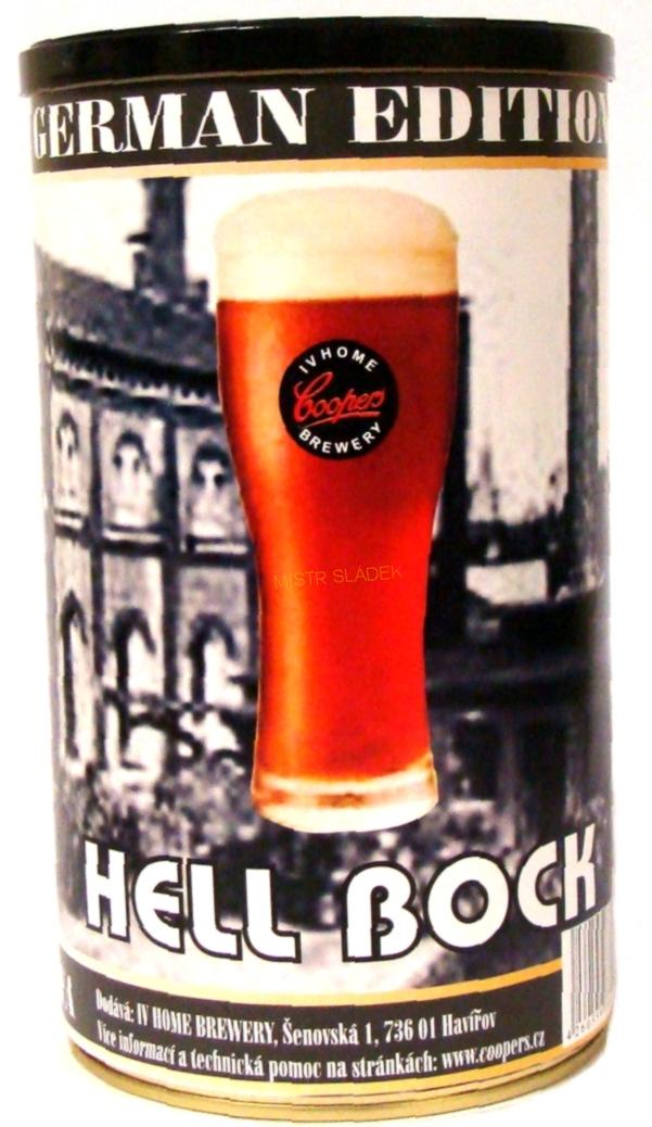 "German ""HELL BOCK"""