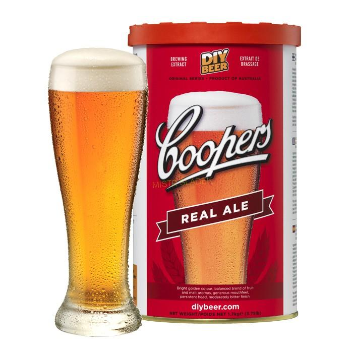 Coopers Real Ale (1,7kg)