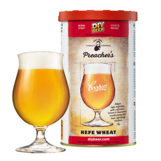 Coopers Hefe Wheat 1,7 Kg