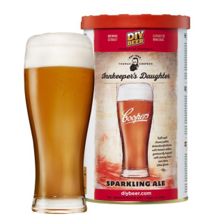 Coopers Innkeeper's Daughter Sparkling Ale (1.7kg)